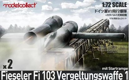 Picture of Germany WWII V1 Missile launching position 1+1